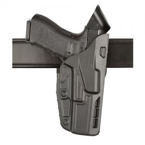 7TS ALS Mid-Ride Level I Duty Holster Finish: STX Plain Gun Fit: Glock 17 w/ ITI M3 (4.5  bbl) Hand: Left - 7390-832-412