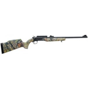 "Rossi Wizard Youth .308 Winchester 22"" Single Shot Rifle in Blued - WR308YBAP"