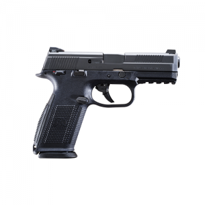 """FN Herstal FNS-40 .40 S&W 14+1 4"""" Pistol in Black (No Manual Safety) - 66915"""