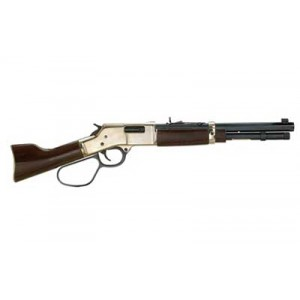 "Henry Repeating Arms Mare's Leg .44 Remington Magnum 5+1 12.9"" Pistol in Brass - H006ML"
