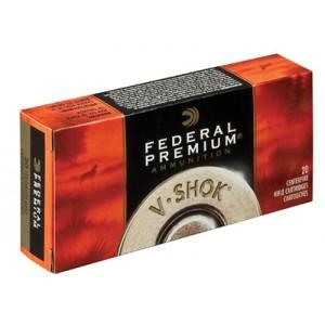 Federal Cartridge .220 Swift Nosler Ballistic Tip, 40 Grain (20 Rounds) - P220B