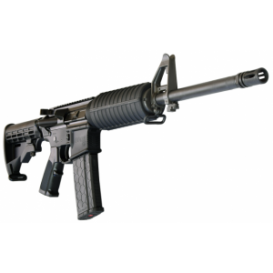 "CORE Core 15 Scout Government Model .223 Remington/5.56 NATO 30-Round 16"" Semi-Automatic Rifle in Black - 14045"