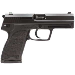 "Heckler & Koch (HK) USP40C .40 S&W 12+1 3.6"" Pistol in Polymer (V1) - 704031LEA5"