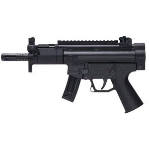 "American Tactical Imports GSG-522 .22 Long Rifle 22+1 4.5"" Pistol in Black - 522PKCAB1"