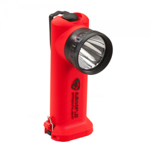Streamlight Survivor LED- Rechargeable Charger: AC/DC Steady Charge Color: Orange
