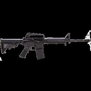 """Bushmaster XM-15 AR-15 .223 Remington/5.56 NATO 30-Round 16"""" Semi-Automatic Rifle in Black - 90140"""