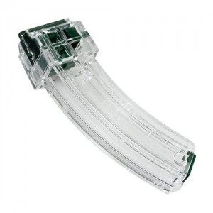 Champion .22 Long Rifle 30-Round Clear Polymer Magazine for Ruger 10/22 Series - 40425