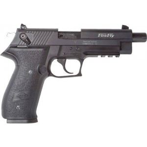 "American Tactical Imports Firefly .22 Long Rifle 10+1 4"" Pistol in Black Zinc Alloy - GERG2210TFF"