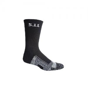 Level I 6  Sock Color: Black
