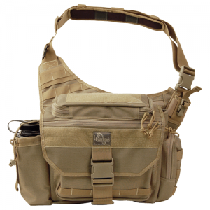 Maxpedition Mongo Waterproof Sling Backpack in Khaki - 0439K