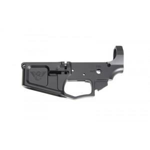 Wilson Combat Billet Lower Receiver, Semi-automatic, Lower, 223rem/556nato, Black Finish Tr-lower-bil
