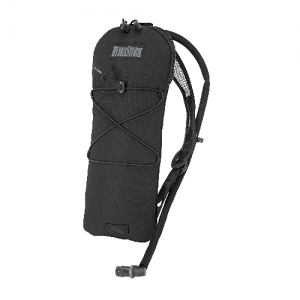 HydraStorm Tidal Rave 100 oz  Tidal Rave 100 oz Black An economic BLACKHAWK Hydration pack designed for basic outings. Drink system protected by Microban antimicrobial technology Market proven bite valve and patent pending quick disconnect system Lightwei