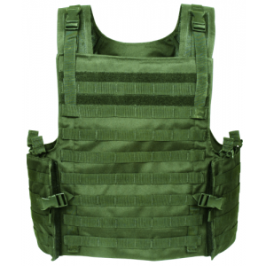 Armor Carrier Vest - Maximum Protection  Color: OD Green