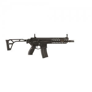 "Sig Sauer MCX SBR .300 AAC Blackout 30-Round 9"" Semi-Automatic Rifle in Black - RMCX-300B-9B-TFSAL-SBR"