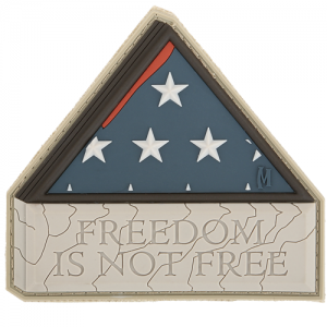 Freedom Is Not Free Patch