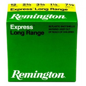 "Remington Express Extra Long Range .20 Gauge (2.75"") 4 Shot Lead (250-Rounds) - SP204"
