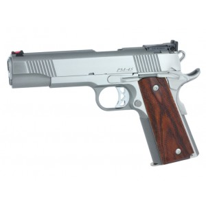"""Dan Wesson Pointman Carry .45 ACP 7+1 4.25"""" 1911 in Stainless - 01843"""