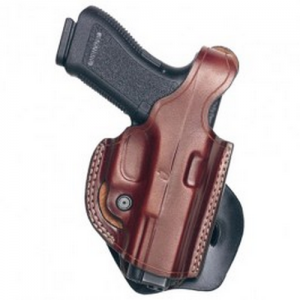 268 Flatside Paddle XR17 Thumb Break Holster Color: Tan Gun: Sig Sauer P239 Hand: Right - H268TPRU-SS 239