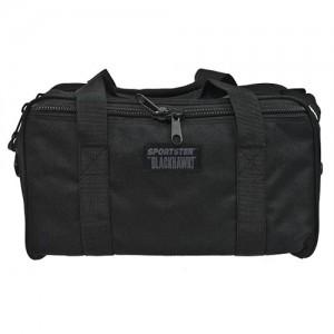 Blackhawk Sportster Reinforced Pistol Bag Range Bag in Black 600D Polyester - 74RB02BK