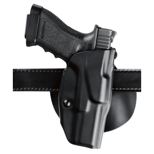"""Safariland 6378 ALS Right-Hand Paddle Holster for Smith & Wesson Performance Center in Black (4"""") - 6378185411"""