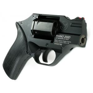 "Chiappa Rhino 200D .357 Remington Magnum/.38 Special 6+1 2"" Pistol in Black - CF340.217"