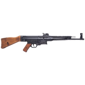 """American Tactical Imports STG-44 Tribute WW2 .22 Long Rifle 25-Round 17"""" Semi-Automatic Rifle in Black - STG44X"""