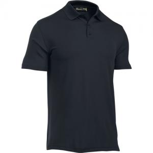 Under Armour Performance Men's Short Sleeve Polo in Dark Navy - Medium