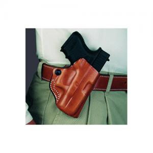 Mini Scabbard Belt Holster Color: Black Gun Fit: S&W M&P SHIELD .45 Hand: Left - 019BB5EZ0