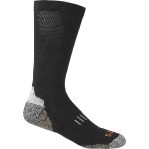 Year Round OTC Sock Color: Black Size: Small to Medium