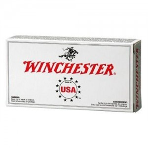 Winchester 9mm Full Metal Jacket, 115 Grain (50 Rounds) - Q4172