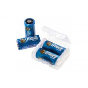 Asp Battery, Cr123a, Lithium, 12 Pack 103