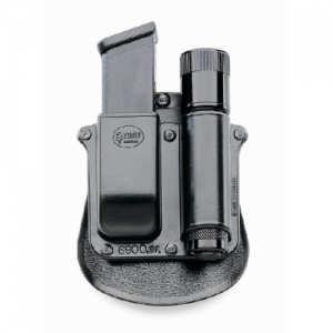 Fobus USA Belt Right-Hand Belt Holster for Glock 9/40 in Black - SF6900BH