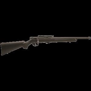 "Savage Arms 93 Magnum FV-SR .22 Winchester Magnum 5-Round 16.5"" Bolt Action Rifle in Black - 93207"