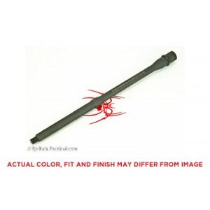 """Spike's Tactical Barrel, 556nato, 16"""" Barrel, 1:7 Twist, Fits Ar Rifles, 1/2x28 Tpi Thread, Black Finish Sb51605-ml"""