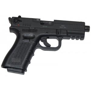 "ISSC/LSI M22 Threaded .22 Long Rifle 10+1 4.375"" Pistol in Black - M111010"