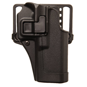 Blackhawk Serpa CQC Right-Hand Multi Holster for Glock 42 in Black - 410567BKR