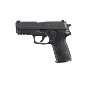 """Sig Sauer P229 Compact 9mm 15+1 3.9"""" Pistol in Black Nitron (Short Reset Trigger) - E29R9BSSSRT"""
