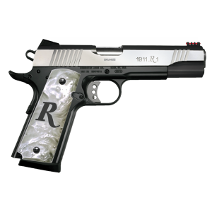 "Remington 1911 R1 Enhanced .45 ACP 8+1 5"" 1911 in Two Tone - 96327"