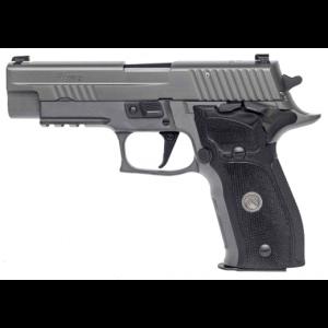 "Sig Sauer P226 Full Size Legion 9mm 10+1 4.4"" Pistol in Legion Grey PVD Alloy (X-RAY3 Day/Night Sights) - 226R9LEGION"
