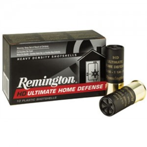 "Remington Heavy Density Ultimate Home Defense .410 Gauge (2.5"") 00 Buck Shot Lead (15-Rounds) - 410B00HD"
