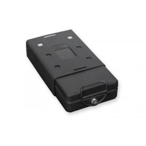 Bulldog BD1150 Car Gun Safe Black