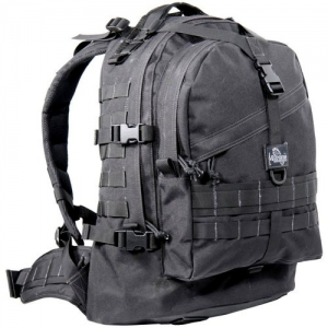 Maxpedition Vulture-II Waterproof Backpack in Black 1050D Nylon - 0514B