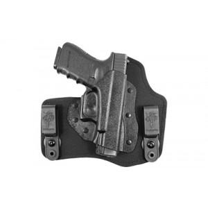 Desantis Gunhide 65 Invader Right-Hand IWB Holster for Glock 17 in Black Nylon - M65KAB2Z0