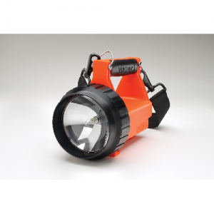 Fire Vulcan LED Org 12v dc  C4 LED Technology, impervious to shock with a 50,000 hour lifetime Two ultra- bright blue LEDs Strobe and Steady Modes up to 80,000 candela (peak Beam Intensity) Run times are up to 3 hrs with steady high LED & taillights; up t