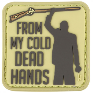 Cold Dead Hands 1.5  x 1.5  (Arid)