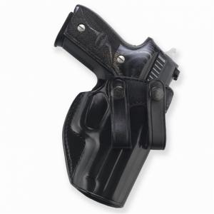 Galco International Summer Comfort Left-Hand IWB Holster for Glock 19 in Black - SUM227B
