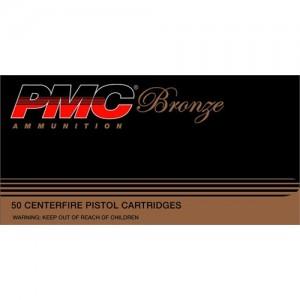 PMC Ammunition .25 ACP Full Metal Jacket, 50 Grain (50 Rounds) - 25A