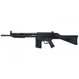"PTR91 PTR-91 FR .308 Winchester 20-Round 18"" Semi-Automatic Rifle in Black - PTR102"