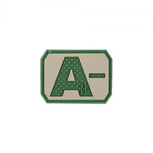 A- NEG Blood Type Patch