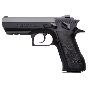"IWI Jericho FBL9 9mm 13+1 4.4"" Pistol in Black - J941FBL9"